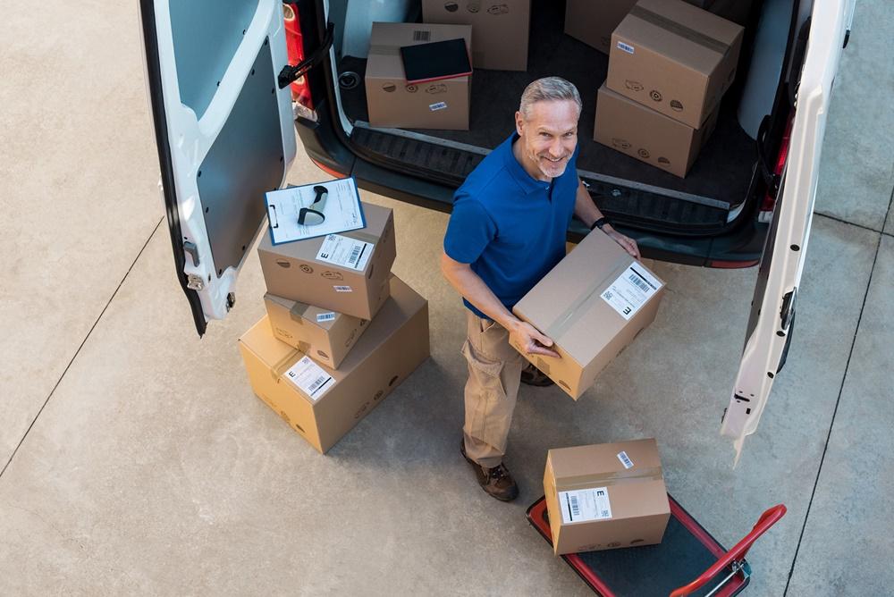 distribuição fracionada / solução logística