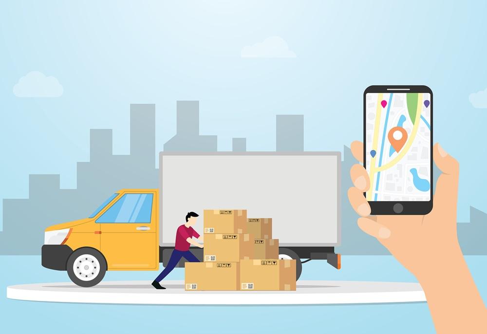 Monitoramento de entregas